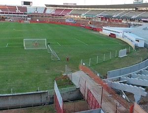 Obras arena Beira-Rio, Porto Alegre (Foto: Divulgação / Site oficial da Fifa)