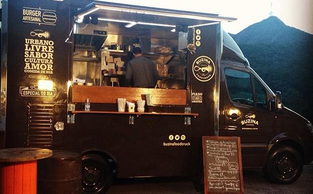 buzina truck food (Foto: Reproduo Instagram)