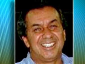 Narcotraficante colombiano Gustavo Duran Bautista (Foto: Reprodução/TV Globo)