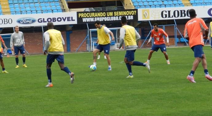 Avaí treinamento (Foto: André Palma Ribeiro/Avaí FC)