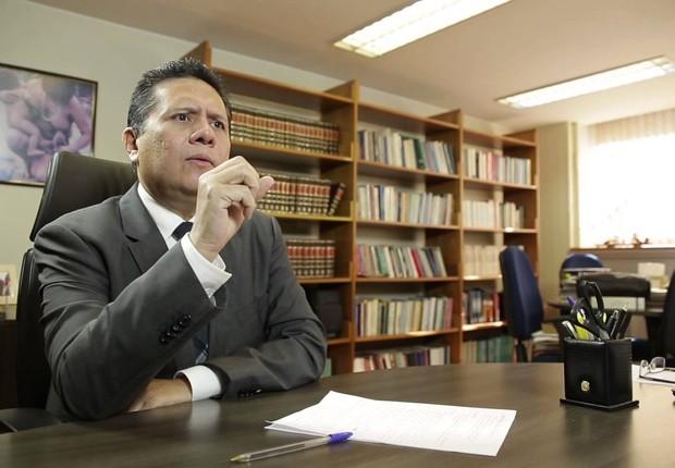 O subprocurador da República Carlos Frederico Santos (Foto: Reprodução/YouTube)