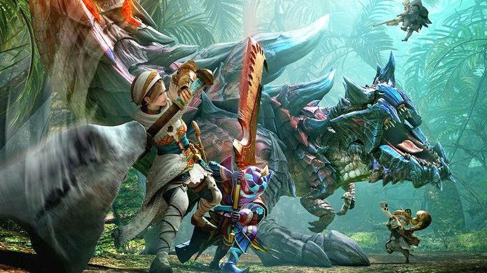 Monster Hunter Generations é um dos melhores jogos da série (Foto: Divulgação/Capcom)