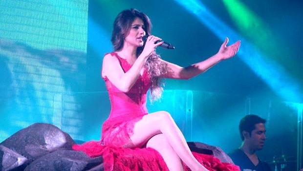 Paula Fernandes (Foto: Bela Vista Eventos/ Site Oficial)