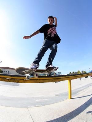 Estadual de Skate terá primeira etapa em junho (Foto: Júlio Detefon)