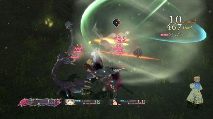 Como jogar Tales of Berseria, RPG para PC e PS4 (Foto: Reprodução/Tais Carvalho)