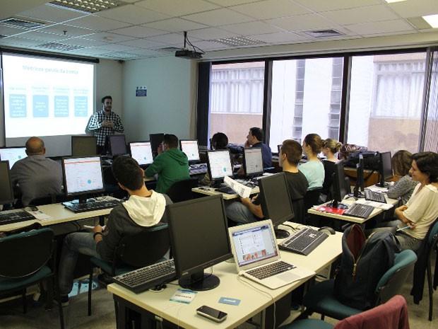 Investimento inicial foi baixo porque é o próprio casal que dá as aulas (Foto: Divulgação/Gawa)