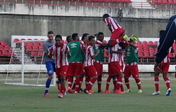 Náutico vence o Vasco por 2 a 0 na estreia da Copa do Brasil sub-20