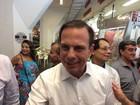 Doria diz que vai conceder mercados municipais de SP à iniciativa privada