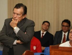 Advogado Hamilton Gualberto pode deixar a diretoria de futebol do Remo (Foto: Igor Mota)