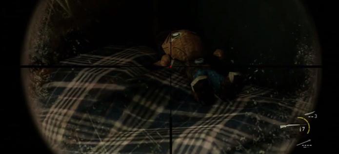 Drake aparece como um boneco em The Last of Us (Foto: Reprodução/UnchartedWikia)