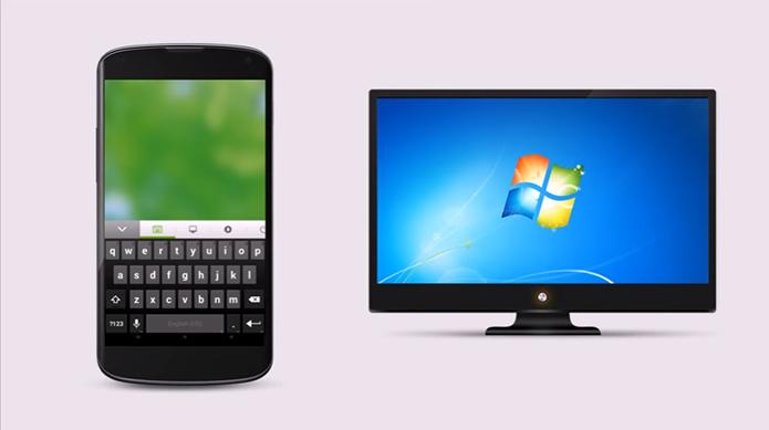 Apps transformam o smart em mouse sem fio (Foto: Reprodução/Google Play)