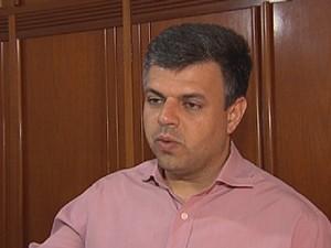 João Paulo Rillo (Foto: Reprodução/ TV TEM)