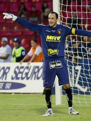 Magrão, goleiro do Sport (Foto: Divulgação / Sport)