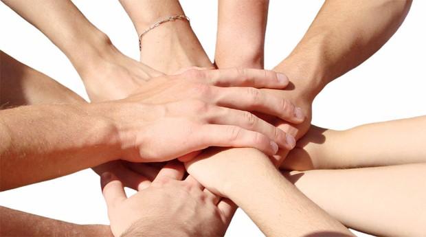 Time, uniao, projeto social, negocio social  (Foto: Reprodução )
