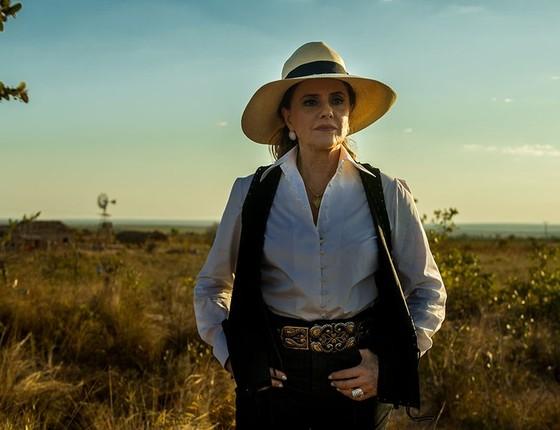Marieta Severo, que interpreta a personagem Sophia, é um dos destaques da nova novela  (Foto: Raquel Cunha/ TVGlobo)
