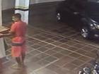 Homem usa cavalete para escalar prédio e furtar apartamento em Santos