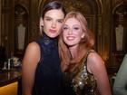 Alessandra Ambrósio e Marina Ruy Barbosa curtem festa em Paris