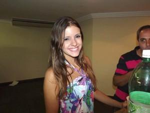Jovem sofreu com obesidade, mas perdeu 40 kg após tratamento (Foto: Arquivo Pessoal/ Ana Carolina Moraes)