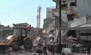 Explosão em restaurante na Índia deixa 89 mortos e 100 feridos