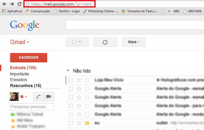 Criação de resposta predeterminada no Gmail (Foto: Reprodução/ Marcela Vaz)