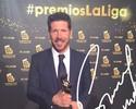 Griezmann, Suárez e Messi são eleitos os melhores em festa do Espanhol