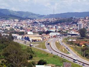 Pouso Alegre (Foto: Arquivo/ Reprodução EPTV)