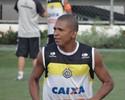 Com lesão na coxa, atacante Elionar Bombinha fica fora por 15 dias