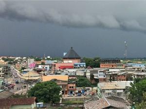 Sipam prevê instabilidade para todo o Acre  (Foto: Gledisson Albano/Arquivo pessoal)