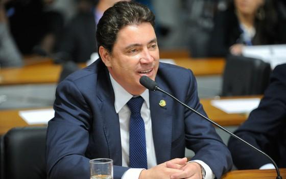 O senador Wilder Morais (PP-GO) (Foto: Marcos Oliveira/ Agência Senado)