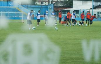Paysandu convoca torcida para treino da tarde deste domingo, na Curuzu