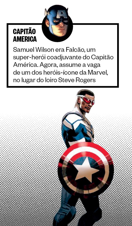 Capitão América  (Foto: Divulgação)