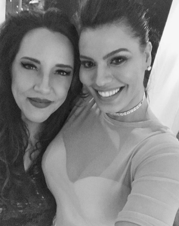 Ana Carolina e Letícia Lima (Foto: Reprodução/Instagram)