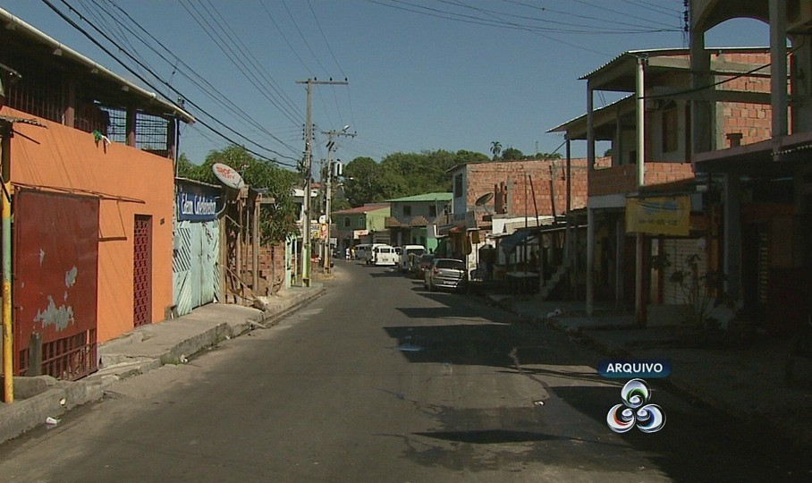 Bairro Zumbi possui mais de 30 mil habitantes (Foto: Amazônia TV)