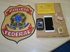 Polícia Federal prende cearense suspeito de fraude no Enem em Natal