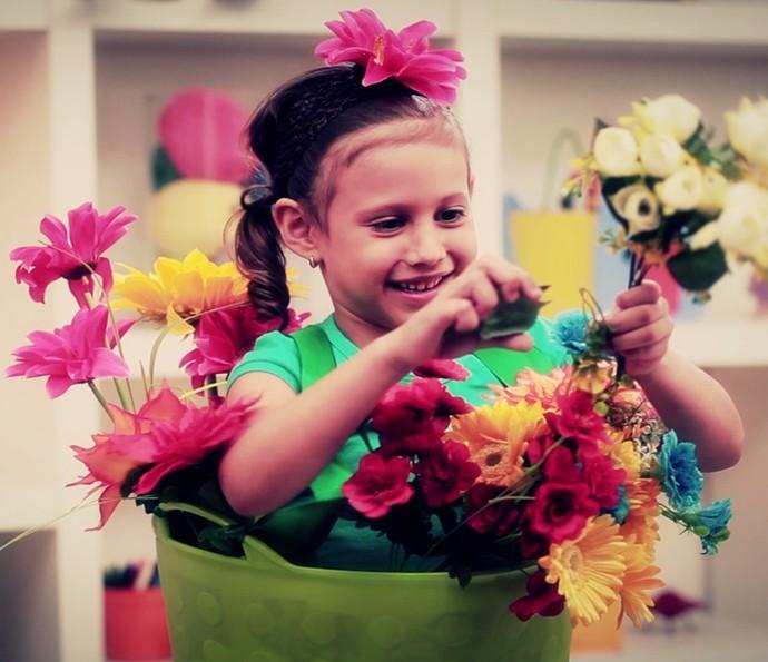 Deixe seu Carnaval mais florido e muito colorido!  (Foto: sériesoriginais)
