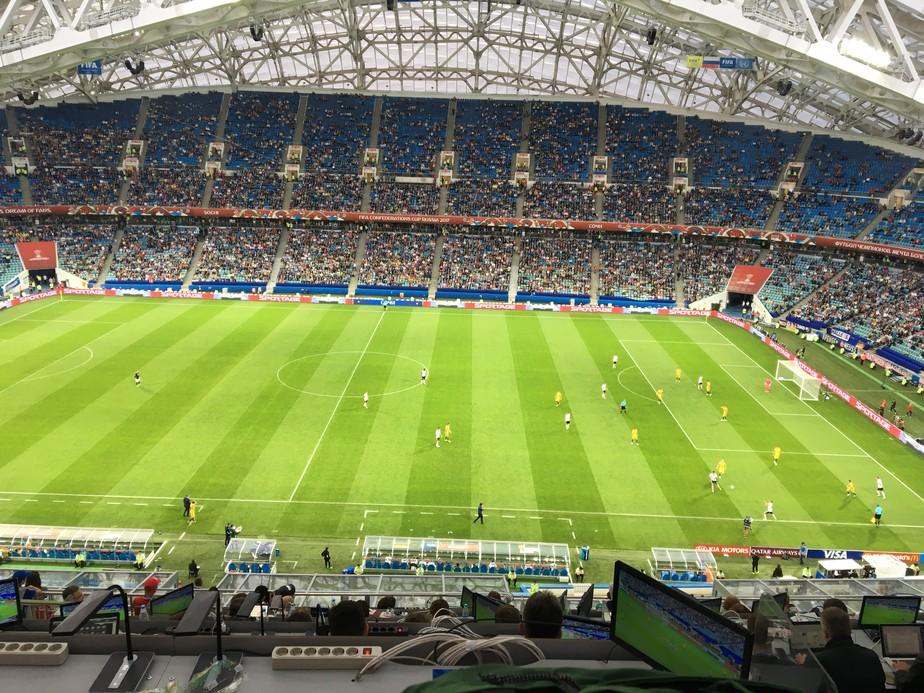 Após pior público da rodada, Sochi estuda doar ingressos para encher estádio
