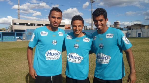 jogadores mcfc (Foto: Cida Santana/Globoesporte.com)