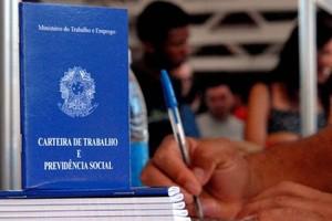 Carteira de Trabalho (Foto:  Marcelo-Casal Jr / Agencia-Brasil)