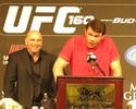 'Aposentado', Griffin admite voltar  a lutar caso se recupere de lesões