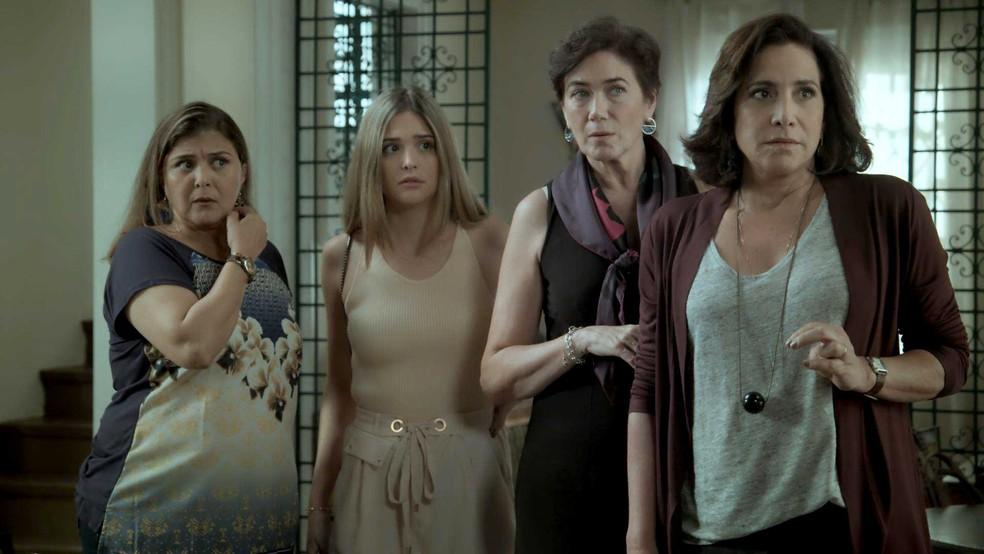 Não precisa de legenda (2) 😱😱😱😱😱😱😱😱😱😱 (Foto: TV Globo)