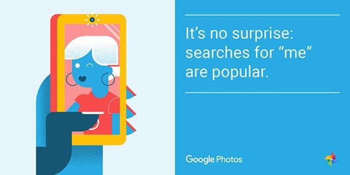 Selfies: o top do top no Google Photos (Foto: Divulgação/Google)