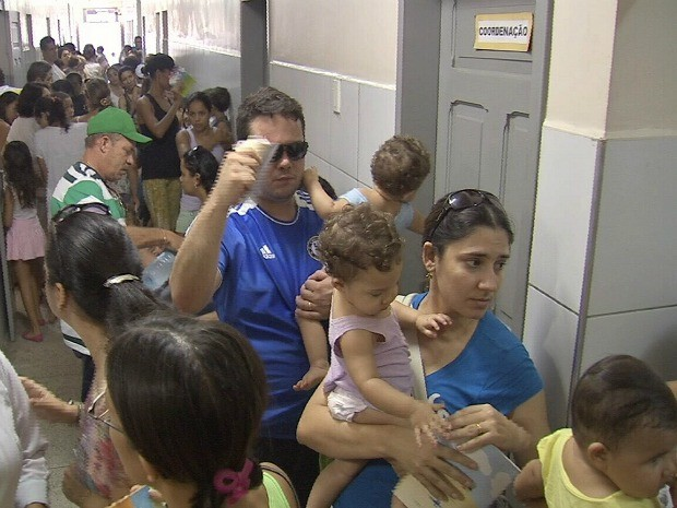 Ceará não registrava caso de sarampo há 15 anos (Foto: TV Verdes Mares/Reprodução)