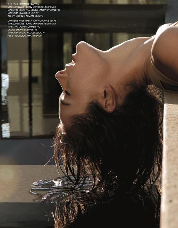 Alessandra Ambrosio (Foto: Reprodução/Narcisse Magazine)