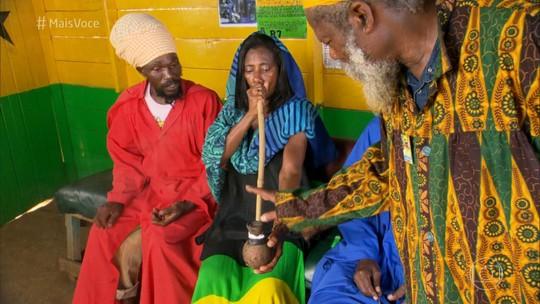 Glória Maria relembra experiência ao fumar erva na Jamaica: 'Me consideraram uma divindade. Eu saí de mim'