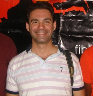 José Ranieri Neto, presidente da parceira do São Paulo futsal  (Foto: Divulgação/ FIB/São Paulo)