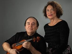Duo Milewski (Foto: Bruno Descaves/Divulgação )