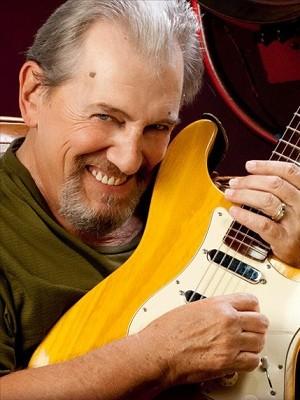 Dan Toler, guitarrista da Allman Brothers Band (Foto: Divulgação)