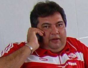 Paulo Raniere, diretor de futebol do Auto Esporte (Foto: Larissa Keren)