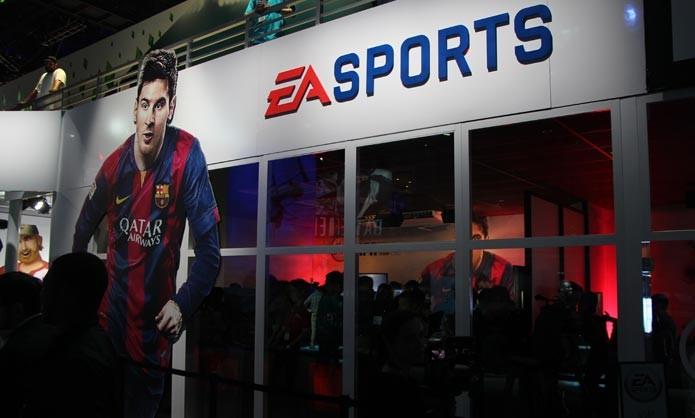 Fifa 15 é uma das novidades disponíveis na E3 2014 (Foto: Divulgação)