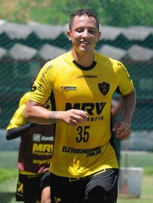 diogo oliveira sport (Foto: Aldo Carneiro / Pernambuco Press)